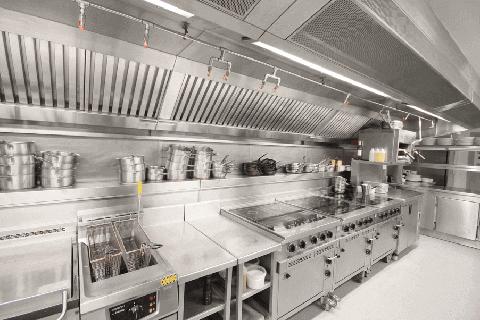 Restaurant / Kitchen Hood Air Balancing